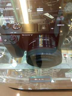 Sony Mirrorless Alpha 6000