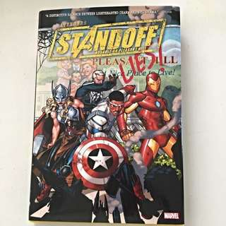 Avengers : Standoff: Assault on Pleasant Hill (Marvel Hardcover)