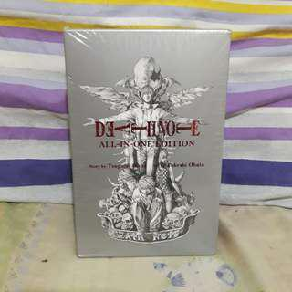 Deathnote All In One Edition