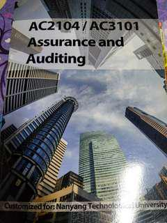 [with bible] AC2104 Assurance and Auditing