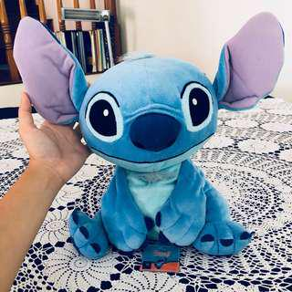 Authentic Stitch Plushie