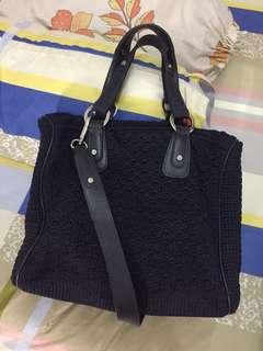 Dowa Bag Biru Navy