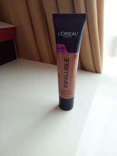 L'Oreal Infallible total cover  - 310 Classic Tan