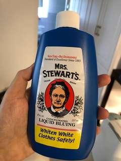 Mrs. Stewart's 洗白衫專家