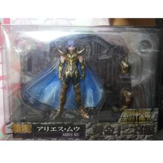 聖闘士星矢 聖鬥士星矢 Mini Figure (白羊座) 黃金十二宮編