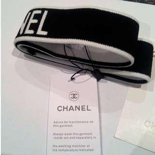 Chanel Vip Gift Head Band