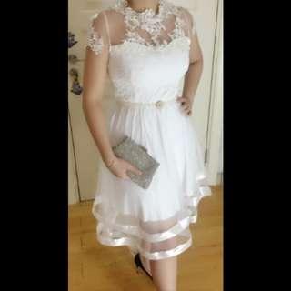 Dress/Gaun Pesta (Baru)