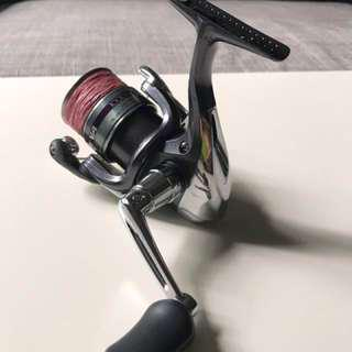 Fishing set-shimano & Ajiking
