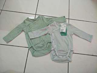 (New with tag) H&M baby wear