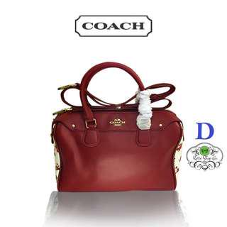 COACH DOCTORS BAG WITH SLING - COACH HANDBAG WITH SLING