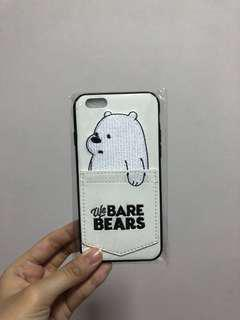 Ice Bear IPhone6 Casing