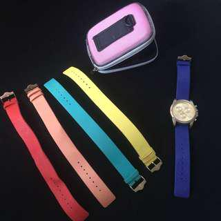 ALDO ORIGINAL Women Watches (with 5 strap replace)