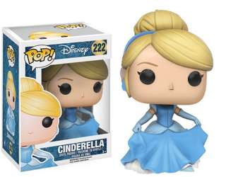 Funko POP Disney Cinderella 灰姑娘 手辦 模型 #222