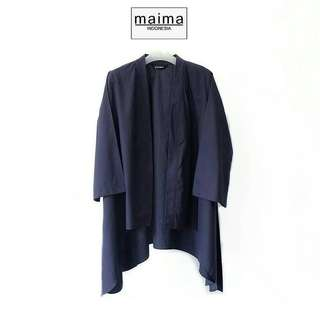 maima navy outer