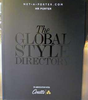Vintage 'The Global Style Directory' (2012)