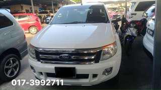 Ford Ranger 2.2 XLT (A) 2014