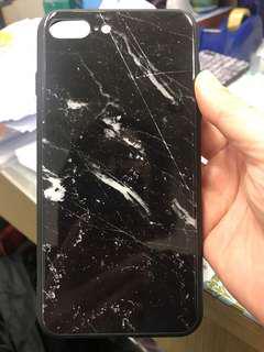 iPhone 8/ 7 plus 雲石滑面case