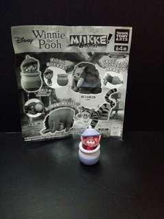 winnie the pooh扭蛋(Piglet)