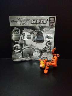 winnie the pooh扭蛋(Tigger)