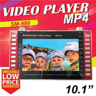 🔥 10inci MP4 Player Kids Learning /Islamic Learning 4.5/7/10 inci
