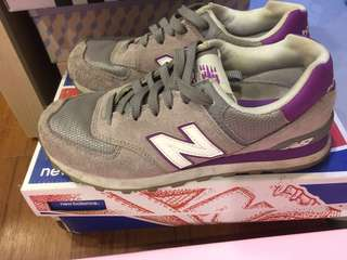 New balance 574布鞋 運動鞋 NB慢跑鞋 #女裝88