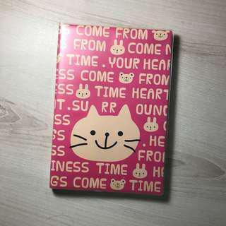 🚚 Planner/Notebook