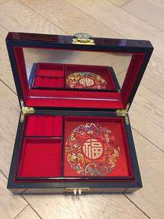 中式首飾盒