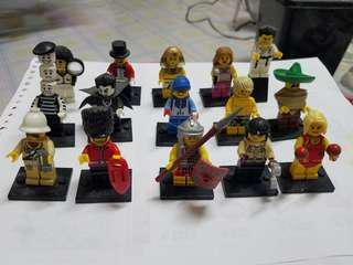 Lego人仔