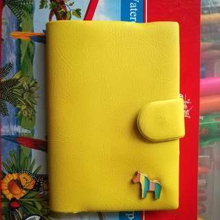 Yellow Daily Planner