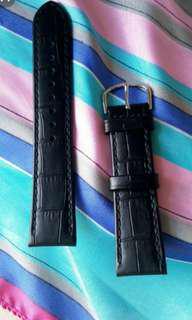 22MM真皮錶帶