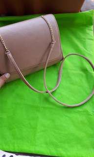 H&M sling bag (mocca)