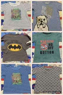 TAKE ALL 2-3 years old tops