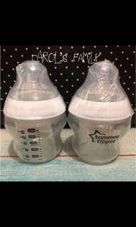 Tommee Tippee 奶樽初生嬰兒可以用0m+