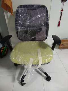 Computer chair (almost new)