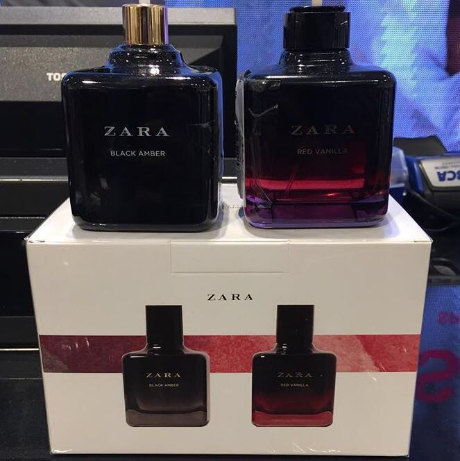 1 PCS / 1 BTL ZARA Black Amber Parfume Original 1000000%, Health & Beauty, Perfumes, Nail Care, & Others on Carousell
