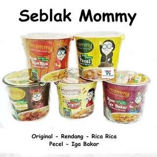 Cemilan Seblak MOMMY - Original