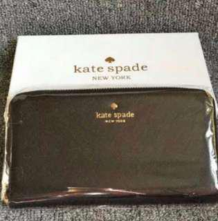 *INSTOCK* Brand new Kate Spade Wallet (RED,BLACK,BLUE)