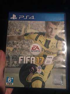 FIFA 17 CD