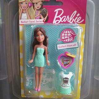 Barbie Mini Toy Figure