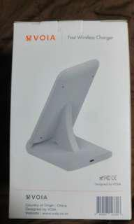 VOIA FAST WIRELESS CHARGER (BNIB)