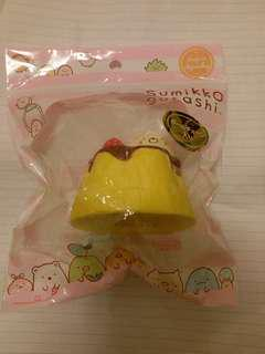 sumikko  gurashi pudding Squishy