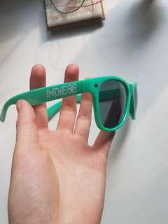 Indie88 Aqua Sunglasses