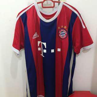 Bayern Munich jersey Mario Gotze nameset