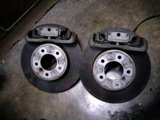 Brake kit BMW e60 530 original brake (for all bmw e60