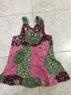 Jumper Dress 2t