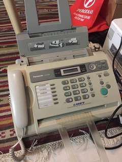 Laser Fax Machine Panasonic KX-FL403