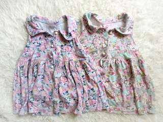 Shabby Mini Dress