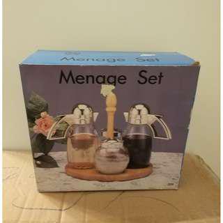 Mengge Set 廚房用品套裝