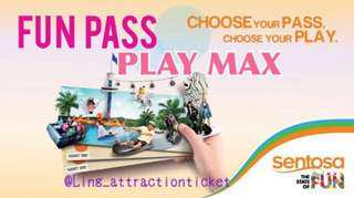 Special Offer! Sentosa Playmax physical ticket