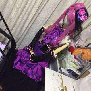 Megurine Luka Sandplay Cosplay